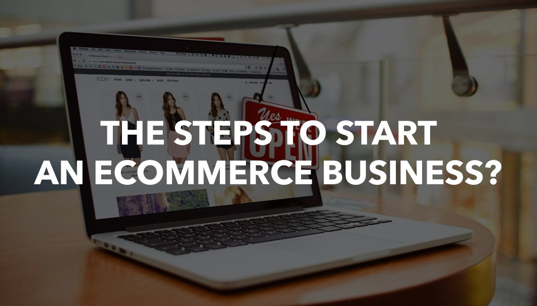 start an ecommerce business