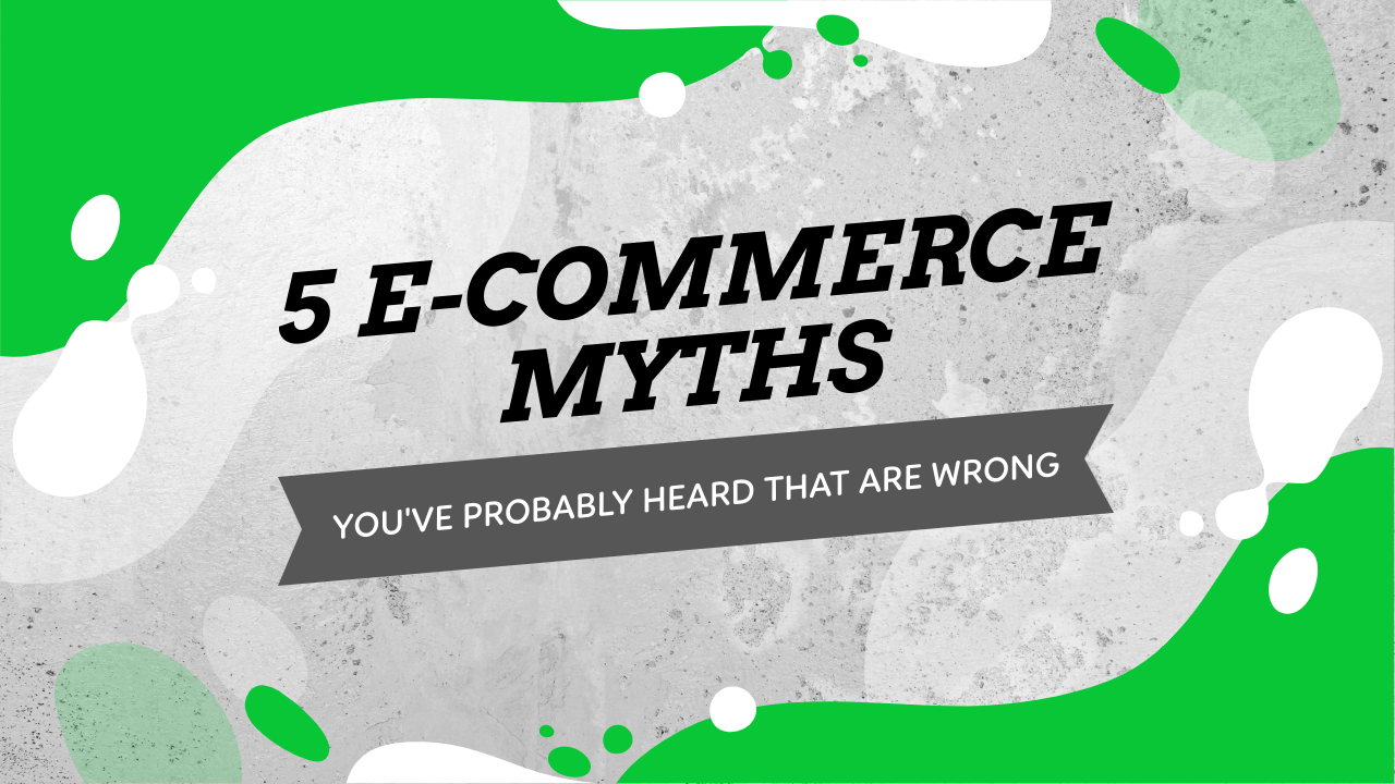 E-Commerce Myths Facebook Ads Shopify