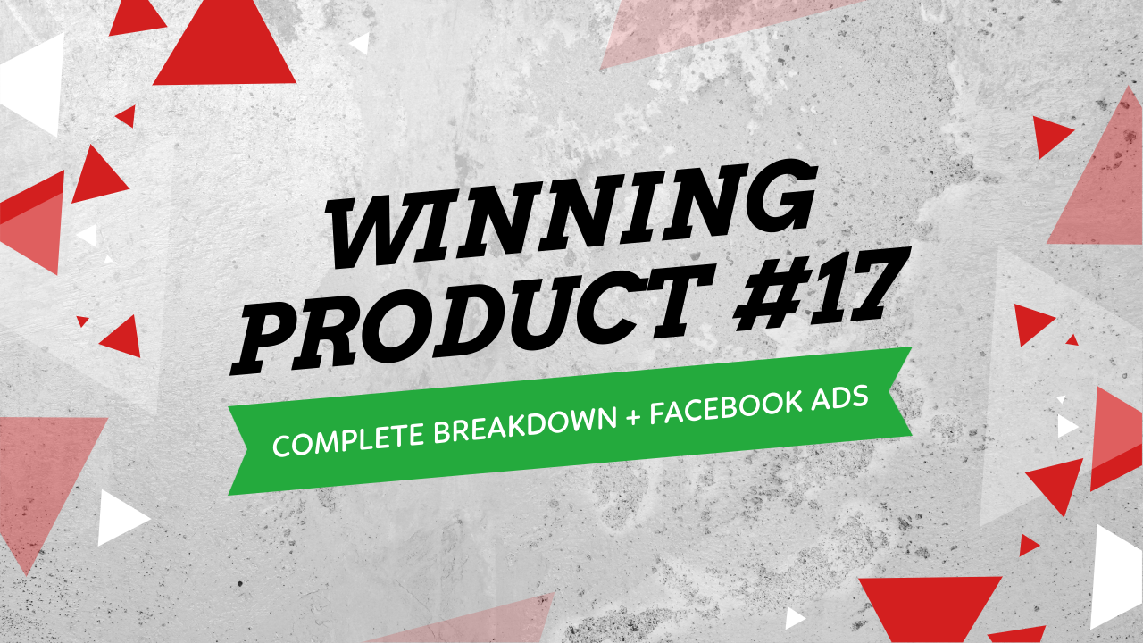 Winning Product Complete Facebook Ads Strategy