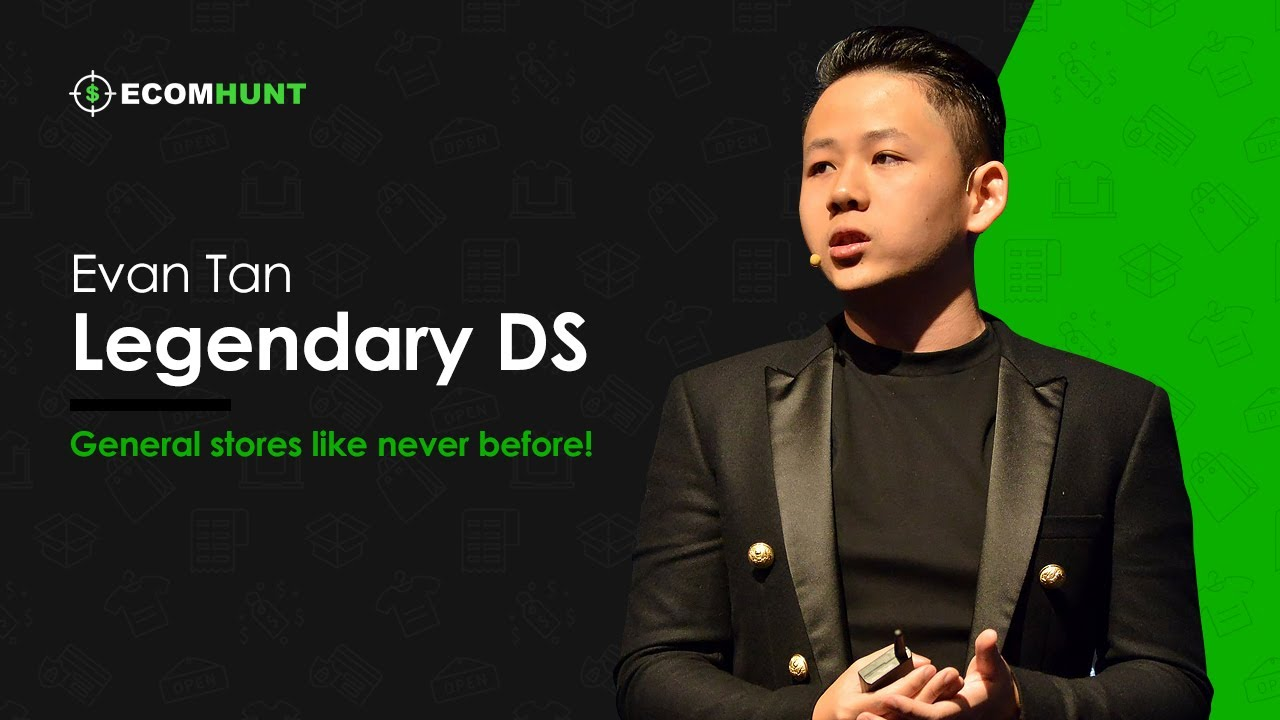 Ecomhunt Dropshipping Podcast Season 1: Legendary Dropshipper Evan Tan Reveals The Strategy Behind His Multi-Million Dollar Dropshipping Operations