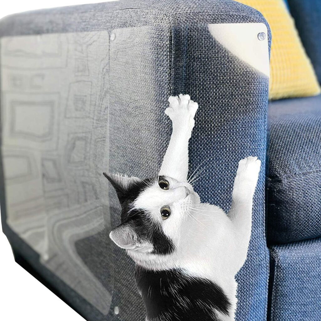Cat couch guard product from Ecomhunt